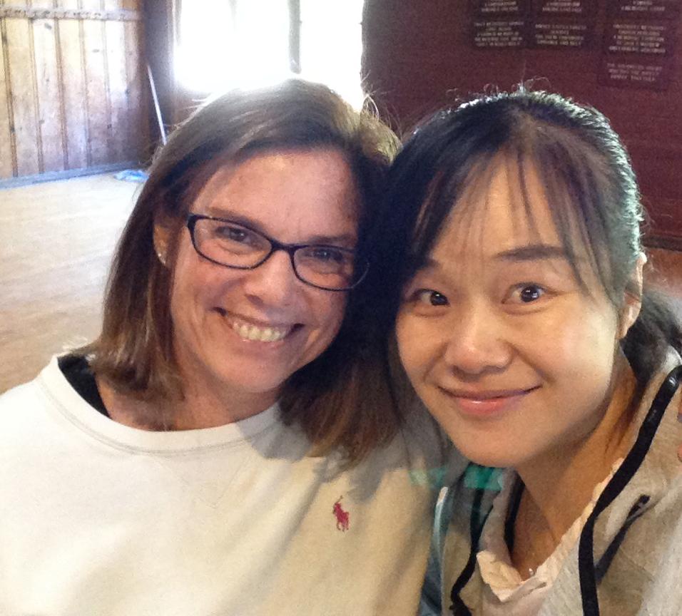 Sharon&Zhongya