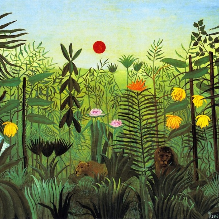 Henri_Rousseau_-_Exotic_Landscape_with_Lion_and_Lioness_in_Africa__c.1903.